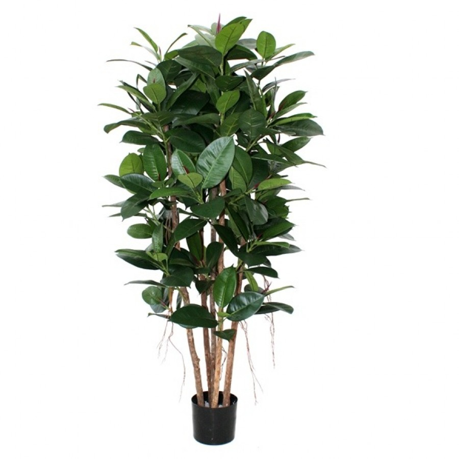 Artificial rubber tree 1.5m